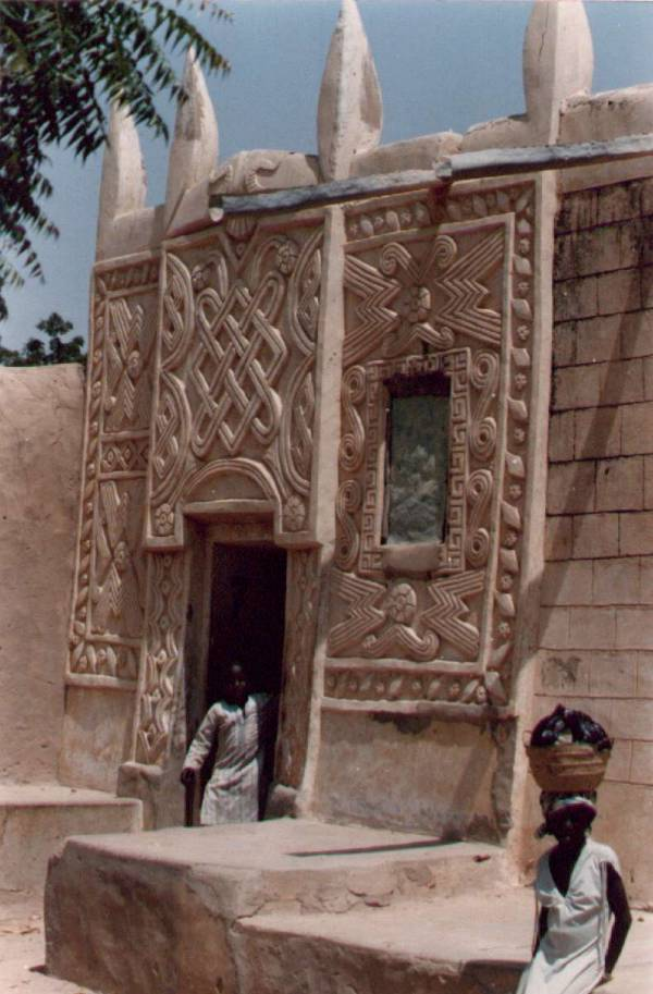 Architecture traditionnelle du Niger Traditional Nigerian architecture